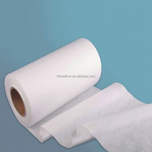 polyester PET thermal bonded nonwoven fabric for household decoration and filtration material