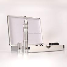 2015 Nanometer needles auto micro needle electric dermapen/ electric derma pen