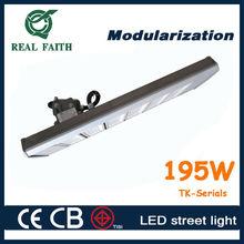 Real Faith high power modern design outdoor highway street light fitting