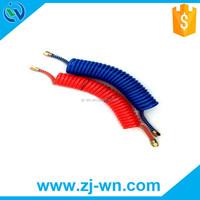 Long Lifespan PA/PE/PU spiral air coil tube