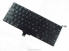 Original Replacement keyboard for Macbook Pro A1278 MB990 MB700 MB374 for US UK FR EU