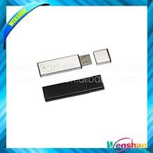 Black Oval Shaped Plastic Thumb USB Flash Drive,1GB/2GB/4GB/8Gb/16GB/32GB/64GB