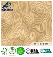 oak burl construction building material engineered wood veneer door plywood furniture veneer Fashionable Ordinary Materials