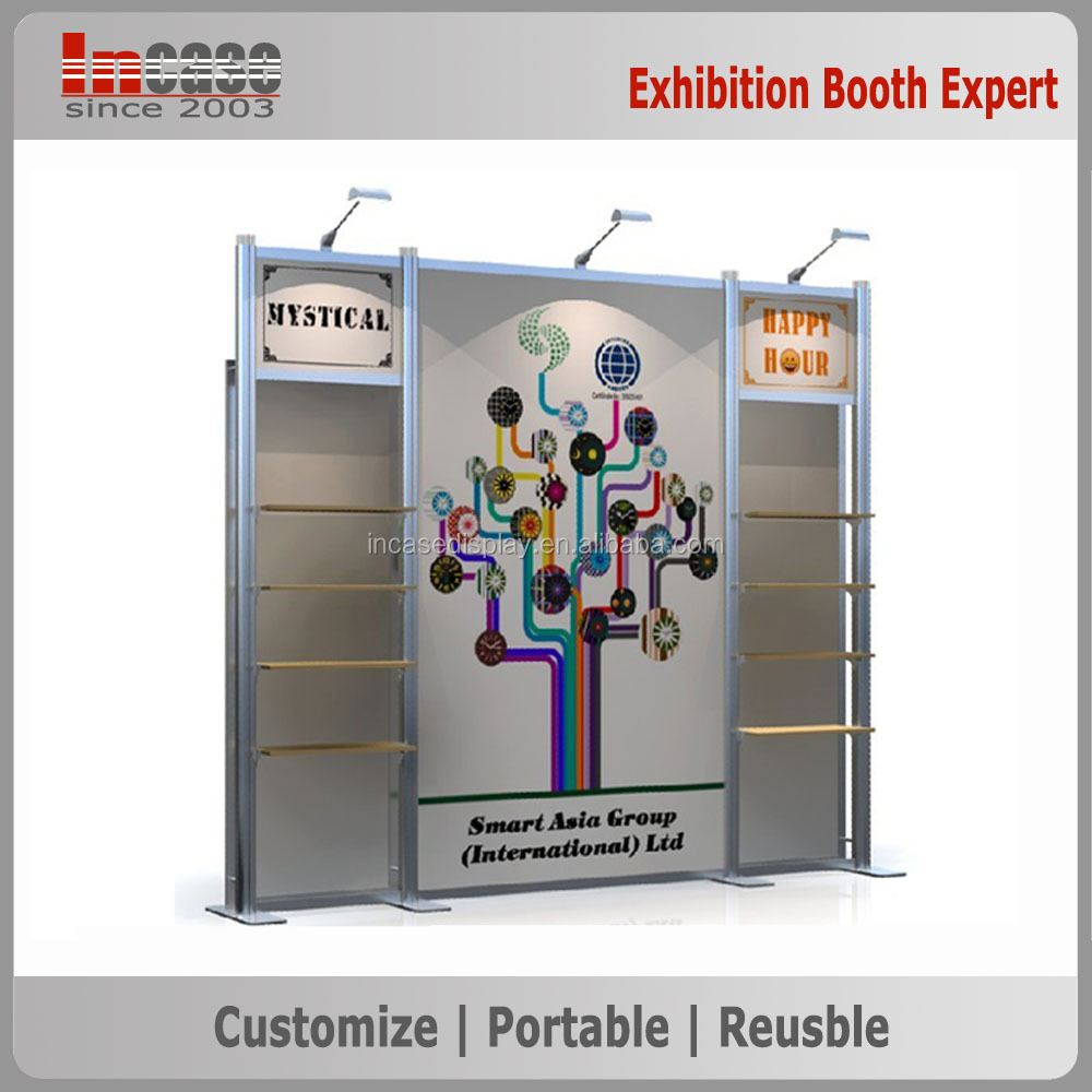 Simple Exhibition Stand Price : Simple jewelry exhibition stand trade show booth