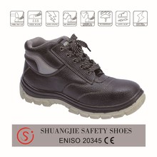 men steel toe safety boots for working