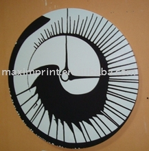 Round Painting Canvas Art for wall decoration