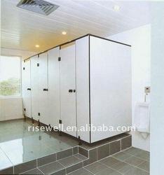 formica toilet partition;hpl toilet partition