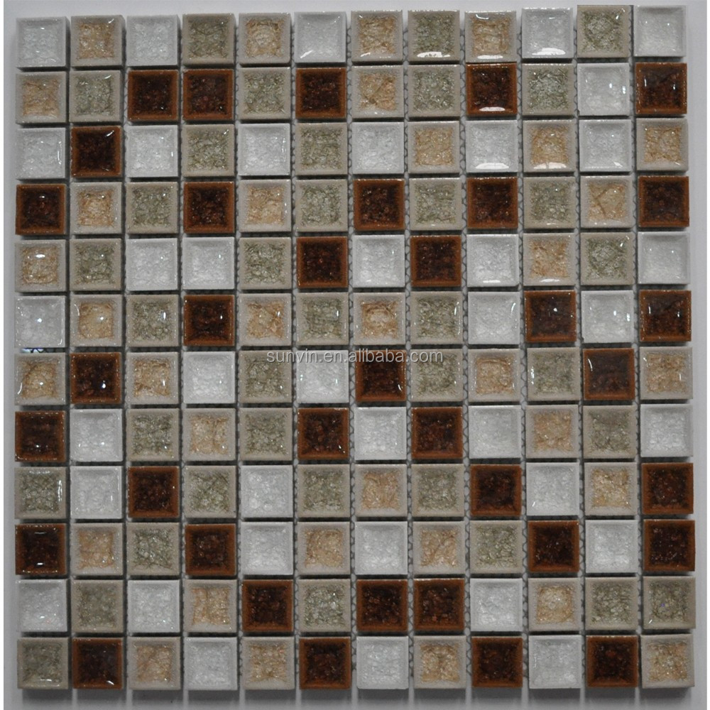 square cearmic mosaic tile wall tile backsplash buy mosaic tile