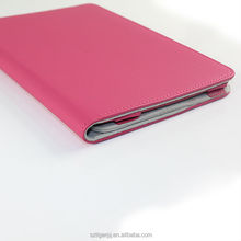 The PU leather folio case with auto- sleep and stand function for ipad