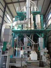 European standard Wheat/maize/corn Flour Milling Machine Business Plan From China Manufacturer