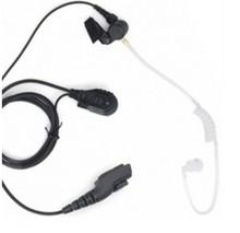 PTT walkie talkie handset