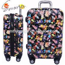 Estampado dibujos animados maleta Snoopy equipaje