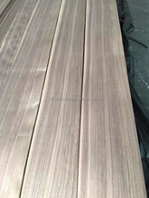 Black Walnut Natural Wood Veneer for high-end furniture, panel faced veneer