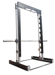 sports fitness equipment china/ plate loaded gym equipment 3D Smith Machines