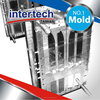 Taiwan Plastic mold manufacturer Mass production plastic injection mold