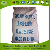 sodium sulfite na2so3
