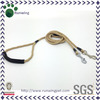 Durable Nylon Cotton Rope Two Hooks Double Walking Dual Dog Leash