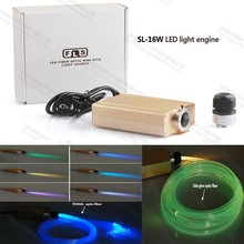 16W emitting rgb color changing led light engine for outdoor swimming pool lights