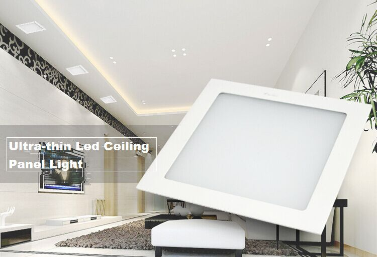 fstcn high power smd chips led drop ceiling light panels