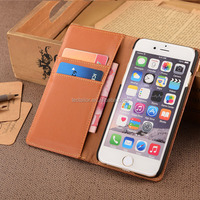 For Samsung New Case,Wallet Cover Leather Case For SamsungCase Mix Fabric PU For Samsung Galaxy S6 Edge+ Wallet Flip Cover