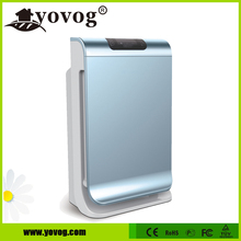 2015 smart HEPA negative ion home air purifier with timer