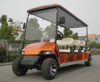 Electric golf car AW2064K (2-seater, 4-seater and 6-seater all available)