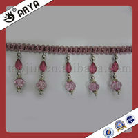 2013 New Design Plastic Acrylic and Crystal Beads and Beaded Curtain in Home Textile