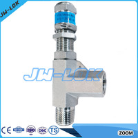 China Supplier High pressure spring loaded safety relief valve