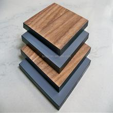 hpl melamine resin compact laminate board