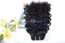Aliexpress Hot Hair ! Beauty Product Peruvian Virgin Jerry Curl Hair Extension For Black Women