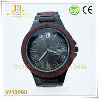 sandal or maple case sets fashion wooden watch