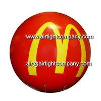 Brand advertising inflatables, ballon hellio, helium balloon promotions