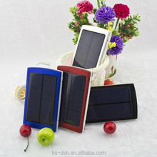 2014 Factory Price High Quality New Portable Solar Phone Charger 10000mah For All Digital Devices