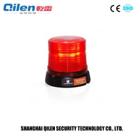 Red/Blue/Amber 12W LED beacon light LE-220