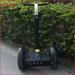 China 2 / two wheel 800w motor battery power self balancing stand up electric moped scooter for sale