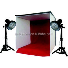 Progettato per batterie o assorbimento dell'umidità biancheria intima foto, fotografia stand Strobist e prodotto fotografia kit