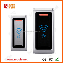 NP-006E Metal case 125khz proximity rfid card reader for access control system