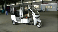 1000W 6 seats Qiangsheng made passenger electric tricycle supply
