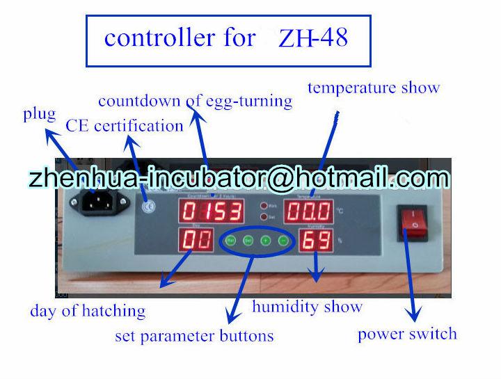 48 egg incubator instructions