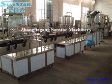Hot sale 2000-4000bph small business fully automatic mineral water plant