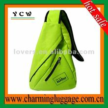 2012 new style one shoulder strap backpacks
