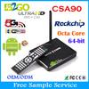 hybrid set top box CSA90 with RK3368 chipset iptv set top set top box CSA90 with RK3368 chipset iptv set top box