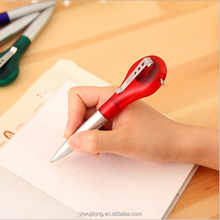 Advertising promotional ball pen with tape ruler/ gift for office and school