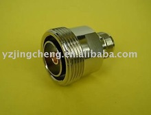 RF Adaptor 7/16 female to N female, L29 to N socket, Inter Type Adaptor