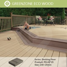 New type of sell like hot cakes outdoor water-proof wear-resistant patio floor covering wpc plank