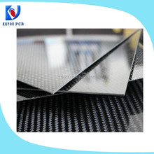 alibaba stock price glossy carbon fiber mesh/sheet/plate/board/panel
