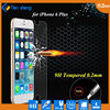 Best quality for screen protector for iphone 6/6plus tempered glass for iphone 5/5S/5C