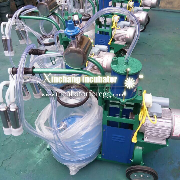 Piston milking machine (3)