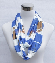 STOCKS hot in USA Canada inventory Chevron Greek Key Quatrefoil infinity scarf modal scarf delivery within 3 days