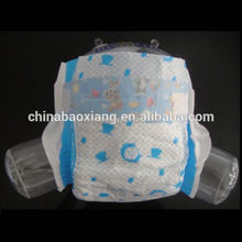 2015 High quality competitive price breathable soft sleepy baby diaper